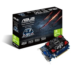 Placa de Video NVIDIA GeForce GT 730 2 GB DDR3 128 Bits Asus GT730-2GD3
