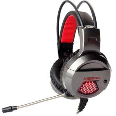 Headset com Microfone Leadership X6