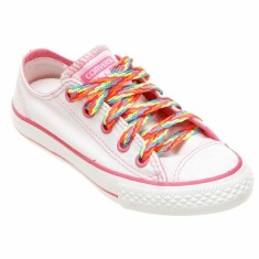 Tênis Converse All Star Infantil (Menina) Casual CT As Colors Ox