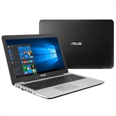 "Notebook Asus X Intel Core i5 5200U 5ª Geração 8GB de RAM HD 1 TB 15,6"" GeForce 930M Windows 10 X555LF"