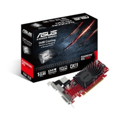 Placa de Video ATI Radeon R5 230 1 GB DDR3 64 Bits Asus R5230-SL-1GD3-L