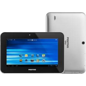 "Tablet Positivo Ypy 4GB LCD 7"" Android 4.1 (Jelly Bean) 2 MP L700"