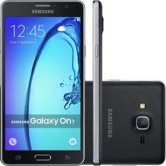 Smartphone Samsung Galaxy On 7 16GB SM-G600FY 13,0 MP 2 Chips Android 5.1 (Lollipop) 3G 4G Wi-Fi