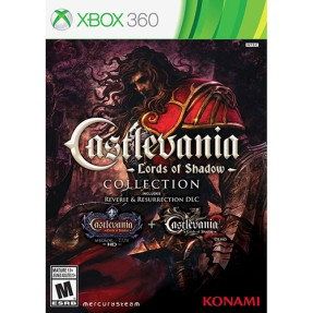 Jogo Castlevania: Lords of Shadow Collection Xbox 360 Konami