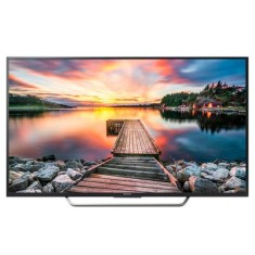 "Smart TV TV LED 55"" Sony 4K HDR Netflix KD-55X7005D 4 HDMI"
