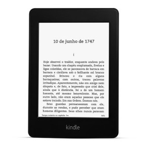 "E-Book Reader Kindle 4 GB 6 "" Kindle Paperwhite - Amazon"