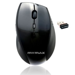 Mouse Óptico Notebook sem Fio 6010 - Mymax