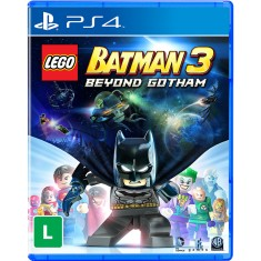 Jogo Lego Batman 3 Beyond Gotham PS4 Warner Bros
