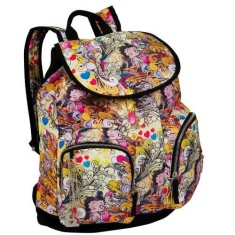 Mochila Escolar Sestini Betty Boop Mix8 576006