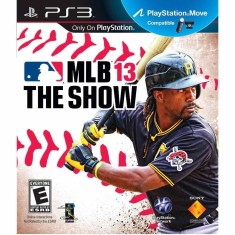 Jogo MLB 13 The Show PlayStation 3 Sony