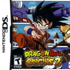 Jogo Dragon Ball Origins 2 Bandai Namco Nintendo DS