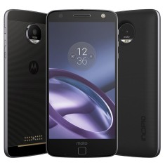Smartphone Motorola Moto Z Z Power Edition 64GB XT1650-03 13,0 MP 2 Chips Android 6.0 (Marshmallow) 3G 4G Wi-Fi