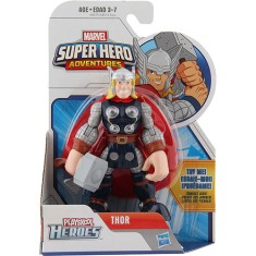 Boneco Thor Marvel Super Hero A8074/A8079 - Hasbro
