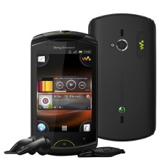 Smartphone Sony Ericsson Live Walkman WT19a 5,0 MP Android 2.3 (Gingerbread) Wi-Fi 3G