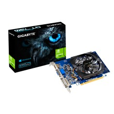 Placa de Video NVIDIA GeForce GT 730 1 GB DDR3 64 Bits Gigabyte GV-N730D3-1GI