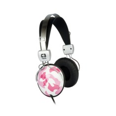 Headset com Microfone C3 Tech Young Cherry MI-2336RP