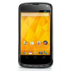 Smartphone LG Google Nexus 4 16GB E960 8,0 MP Android 4.2 (Jelly Bean Plus) Wi-Fi 3G
