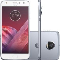 Smartphone Motorola Moto Z Z2 Play XT1710 64GB 12,0 MP 2 Chips Android 7.1 (Nougat) 3G 4G Wi-Fi