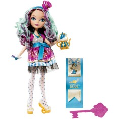 Boneca Ever After High Rebel Madeline Hatter Mattel