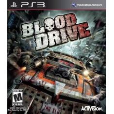 Jogo Blood Drive PlayStation 3 Activision