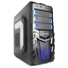 PC Neologic Intel Core i3 6100 8 GB HD 1 TB GeForce GTX 950 Moba Box Nli57809