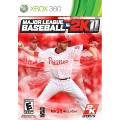 Jogo Major League Baseball 11 Xbox 360 2K