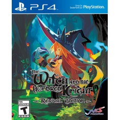 Jogo The Witch and the Hundred Knight Revival Edition PS4 NIS