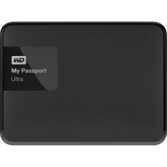 HD Externo Portátil Western Digital My Passport Ultra WDBBKD0020BBK 2 TB