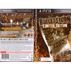 Jogo Bulletstorm: Limited Edition PlayStation 3 EA