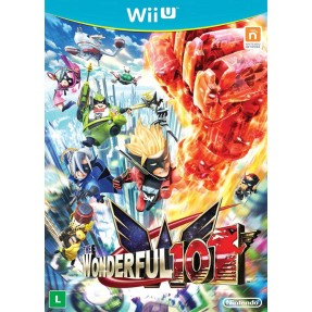 Jogo The Wonderful 101 Wii U Nintendo