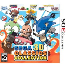 Jogo SEGA 3D Classics Collection Sega Nintendo 3DS