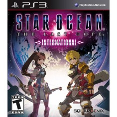 Jogo Star Ocean: The Last Hope International PlayStation 3 Square Enix