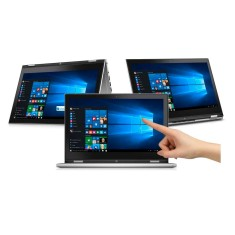 "Notebook Dell I13-7348-C10 Intel Core i3 5010U 13,3"" 4GB HD 500 GB Touchscreen"