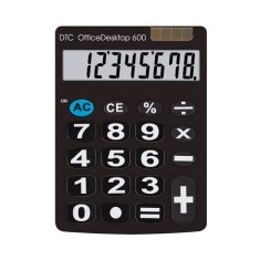 Calculadora De Mesa DTC Office Desktop 600