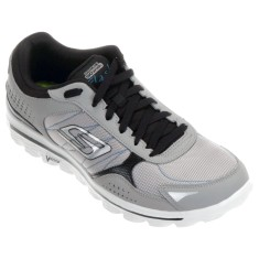 Tênis Skechers Masculino Caminhada GO Walk 2 Flash DNA