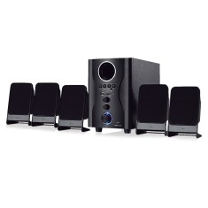 Home Theater Leadership 80 W 5.1 Canais Funk 0423