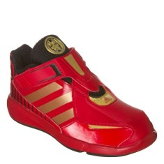 Tênis Adidas Infantil (Menino) Casual Avengers C Synth