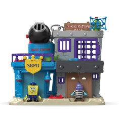 Boneco Imaginext Bob Esponja DFX79 - Fisher Price