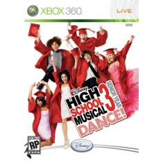 Jogo High School Musical 3 Senior Year Dance Xbox 360 Disney