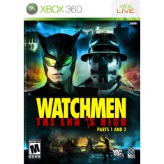 Jogo Watchmen The End is Nigh Parts 1 and 2 Xbox 360 Warner Bros