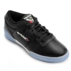 Tênis Reebok Masculino Casual Workout Lo Clean Sf