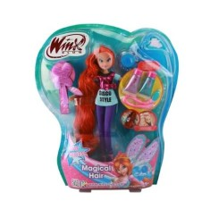 Boneca Winx Magical Hair Bloom Cotiplás