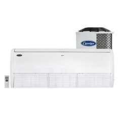 Ar Condicionado Split Piso / Teto Carrier Space Eco Saver 57000 BTUs Inverter Controle Remoto Frio 42XQM60C5 / 38CCK060535MC
