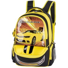 Mochila Escolar Luxcel Camaro IS31411GM G