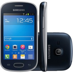 Smartphone Samsung Galaxy Fame Lite 4GB GT-S6790 3,0 MP Android 4.1 (Jelly Bean) Wi-Fi 3G