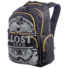 Mochila Escolar Lost Back To School Beer